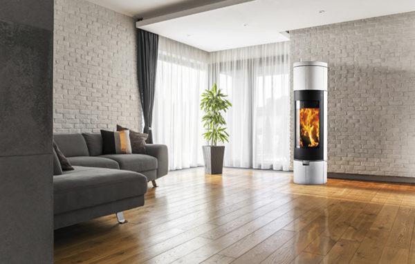 Fonte-flamme-cheminees-jouvin-poele-a-bois-design-contemporain-Aura-DEA-blanc