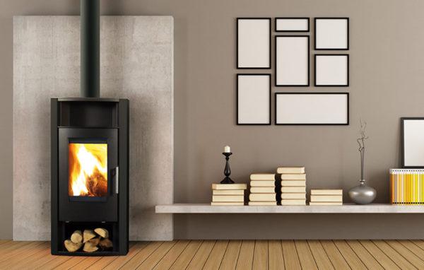 Fonte-flamme-cheminees-jouvin-poele-a-bois-design-contemporain-first-noir-cote-acier-noir