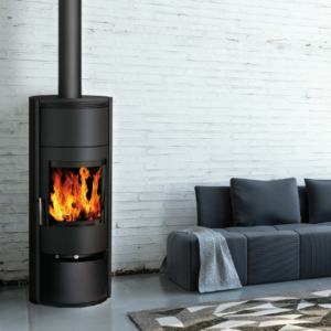 Fonte-flamme-managa-poele-a-bois-design-contemporain