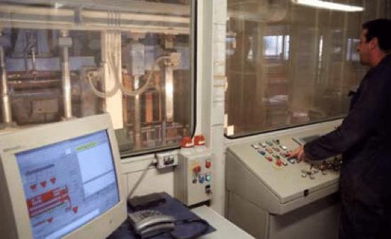 Automatisation production poêle à granulés MCZ