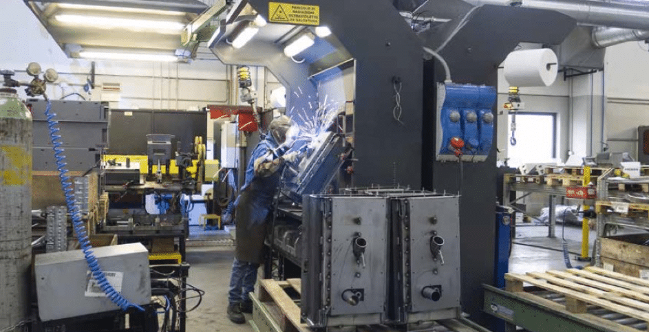 Usine de production MCZ pour les poêles à granulés