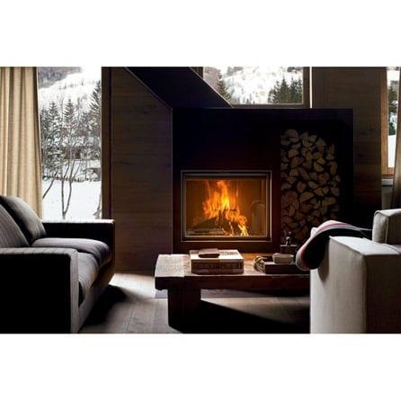Foyer bois mcz-plasma-85-wood