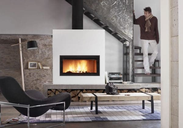 Foyer cheminée LORFLAM-VS120-cheminees-jouvin-vitré-35