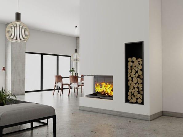 Foyer cheminée Totem Technika Lateral 1000 (4)