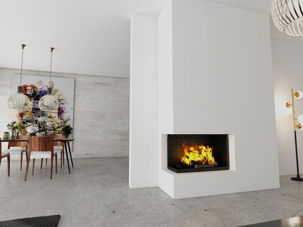 Foyer cheminée Totem Technika Lateral 1000 (5)