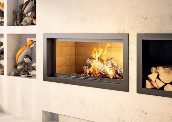 Foyer cheminée totem technika horizon 1000 (2)