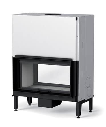 Foyer plasma 95b double face porte relevable