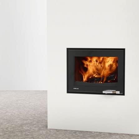 LORFLAM-insert-cheminee-bois-XP68-IN- black cheminees-jouvin-vitré-style moderne