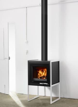 LORFLAM-poele-cheminee-bois-XP54-BOX-Black-Pieds-cheminees-jouvin-vitré-1