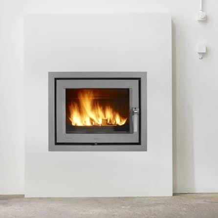foyer cheminée bois LORFLAM-EASY75-cheminées jouvin vitré 35