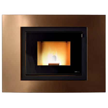 habillage Frame pour cheminée foyer MCZ 3