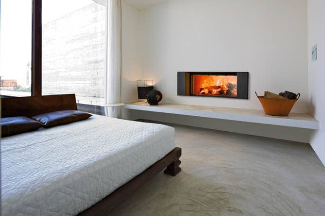 habillage Klee pour cheminée foyer MCZ Plasma 115