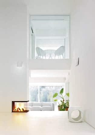 habillage Passe partout pour cheminée foyer Plasma 50 T MCZ