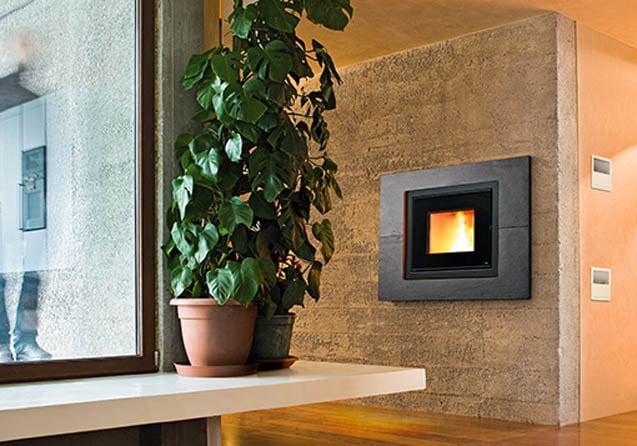 habillage Prime pour cheminée foyer Vivo 70 MCZ